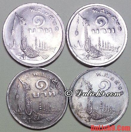 Địa chỉ đổi tiền baht Thái tại Việt Nam và Thái Lan. Du lịch Thái Lan đổi tiền baht ở đâu?