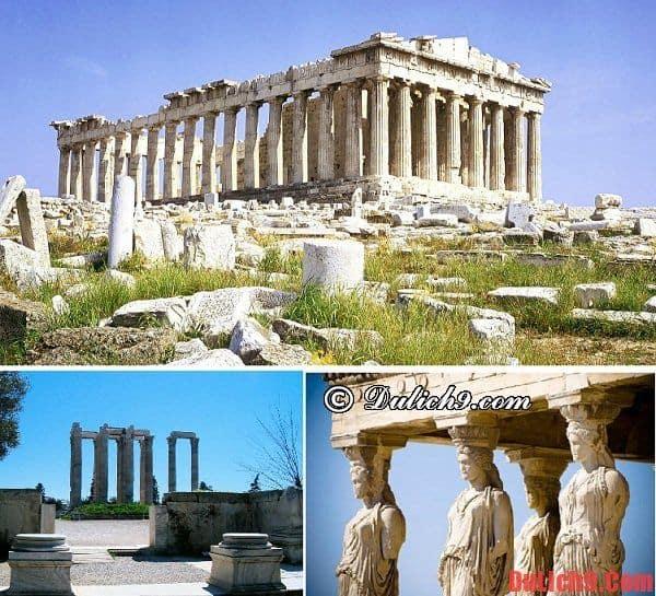 Những địa điểm du lịch hấp dẫn ở Athens