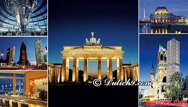 Kinh nghiệm du lịch Berlin, Đức thú vị và suôn sẻ - Địa điểm du lịch nổi tiếng ở Berlin - Chơi đâu khi du lịch Berlin