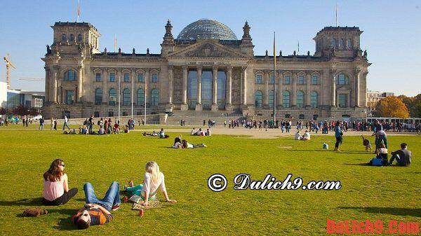 Địa điểm tham quan ở Berlin - Kinh nghiệm du lịch Berlin