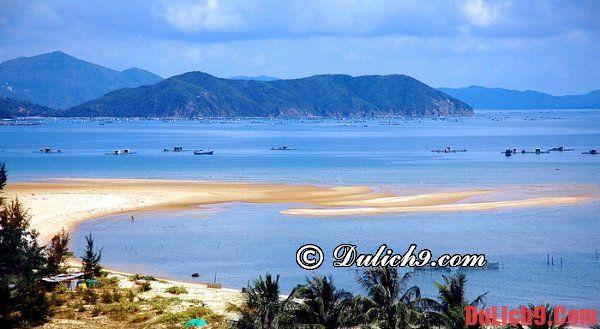 Kinh nghiệm du lịch biển Thiên Cầm