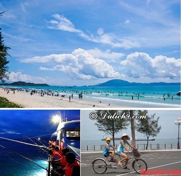 Kinh nghiệm du lịch biển Thiên Cầm về địa điểm tham quan