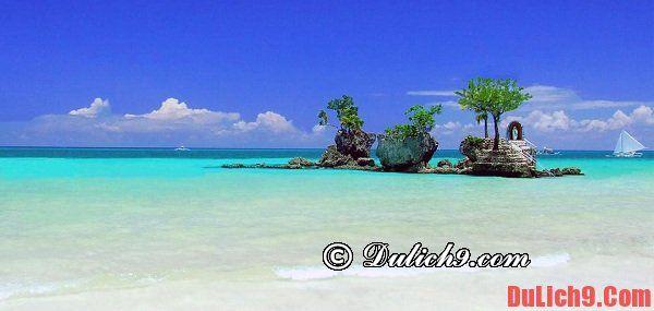 Kinh nghiệm du lịch Boracay tự túc ăn uống, đi lại, ngủ nghỉ, tham quan và mua sắm - Hướng dẫn du lịch Boracay tự túc, giá rẻ