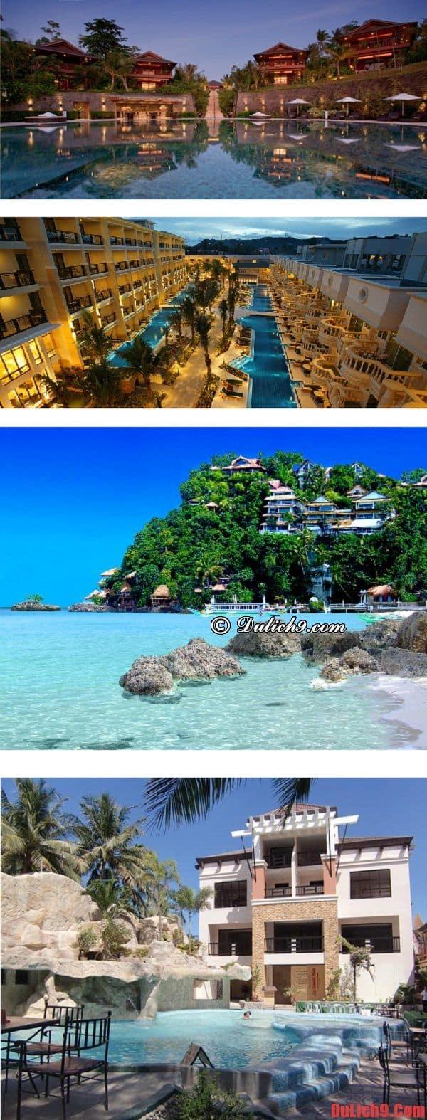 Kinh nghiệm đặt phòng khách sạn, guest house giá rẻ, chất lượng khi du lịch Boracay tự túc ăn ở