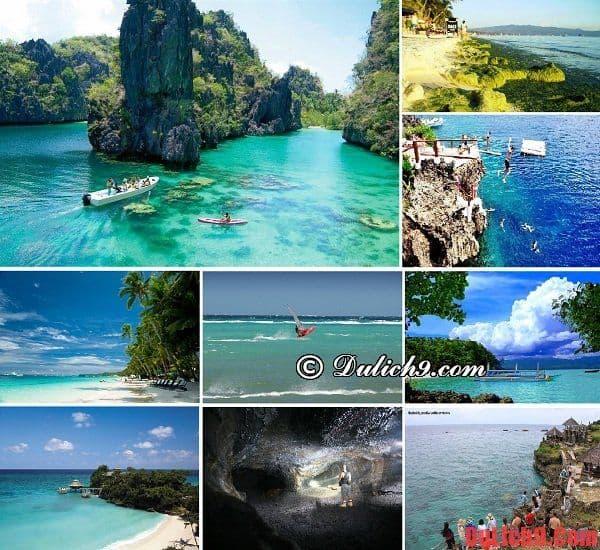 Kinh nghiệm du lịch Boracay tự túc vui chơi, tham quan và khám phá