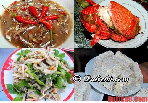 Kinh nghiệm ăn ngon khi du lịch biển Sa Huỳnh