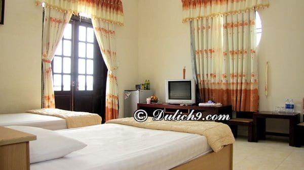 Ở đâu khi đi du lịch Cà Mau/ Nhà nghỉ, khách sạn ở Cà Mau - Kinh nghiệm du lịch Cà Mau tự túc, giá rẻ