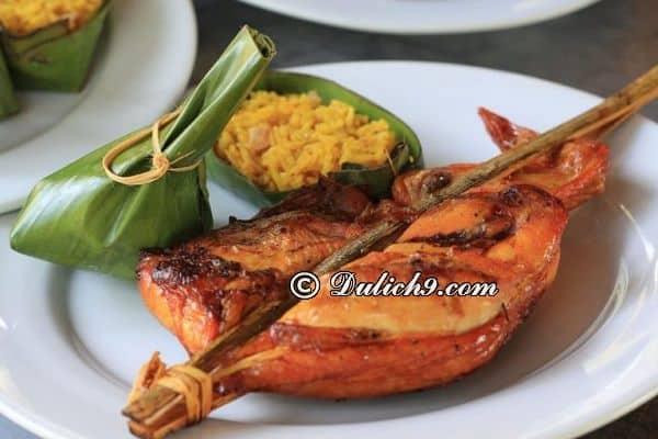 Ăn gì ngon khi du lịch Chiang Mai/ Thưởng thức đặc sản Chiang Mai - Kinh nghiệm du lịch Chiang Mai