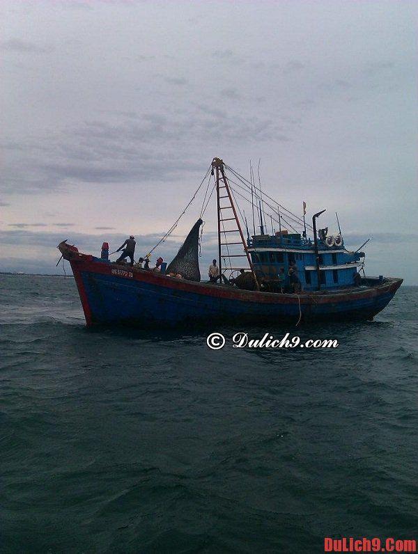 Hướng dẫn cách di chuyển và phương tiện ra đảo Cồn Cỏ
