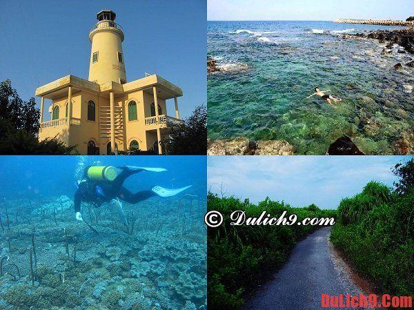 Kinh nghiệm du lịch đảo Cồn Cỏ - Những điểm tham quan du lịch và hoạt động giải trí không thể bỏ qua khi du lịch Cồn Cỏ