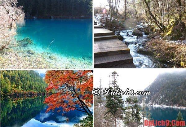 Kinh nghiệm du lịch Cửu Trại Trâu - địa điểm không thể bỏ qua