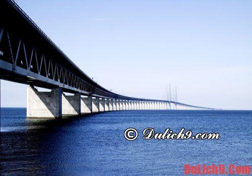 Tổng hợp các địa điểm nên đến khi du lịch Đan Mạch