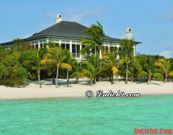 Bí quyết, kinh nghiệm đặt phòng khách sạn giá rẻ khi du lịch đảo Nam Du