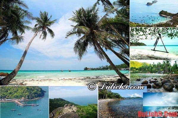 Kinh nghiệm, cẩm nang du lịch bụi đảo Nam Du tự túc khám phá và trải nghiệm