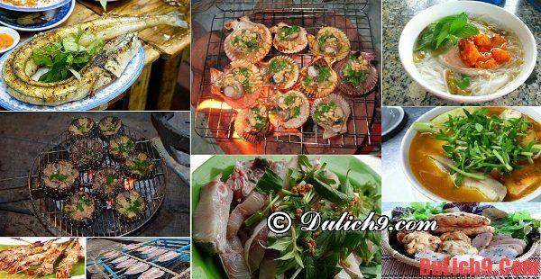 Cẩm nang du lịch đảo Nam Du, Kiên Giang giá rẻ, tự túc ăn uống, khám phá ẩm thực Nam Du