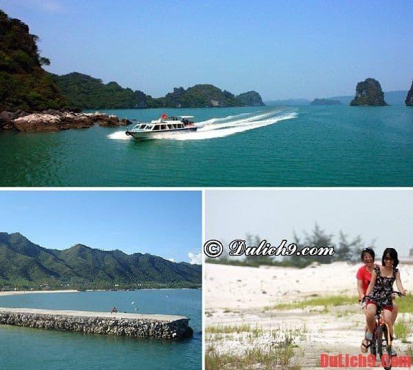 Kinh nghiệm du lịch bụi đảo Quan Lạn tự túc và tiết kiệm. Chơi gì ở đảo Quan Lạn?