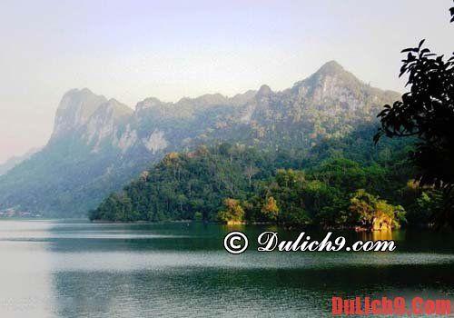 Kinh nghiệm du lịch sinh thái hồ Ba Bể an toàn, tiết kiệm