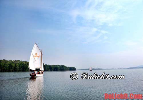 Kinh nghiệm du lịch hồ Đại Lải phù hợp, tiết kiệm