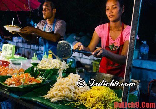 Kinh nghiệm ăn ngon khi du lịch đảo Koh Samui