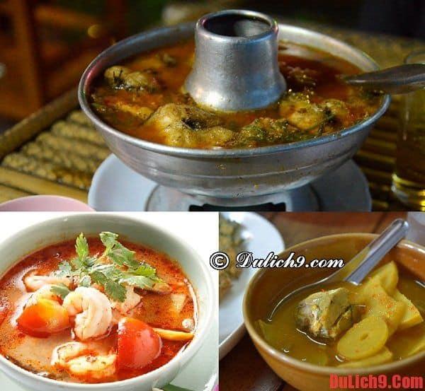 Ẩm thực Krabi Ao Nang