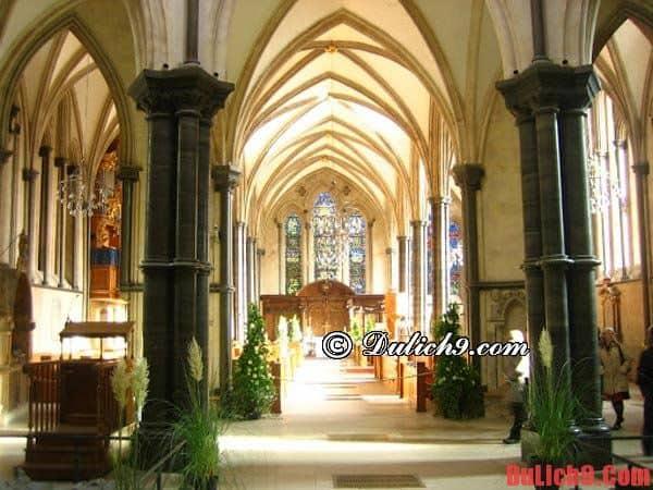 Nhà thờ Temple: Những điểm du lịch miễn phí ở London