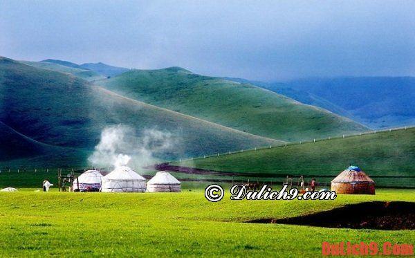Thuê khách sạn khi du lịch Mông Cổ - Kinh nghiệm du lịch Mông Cổ tự túc, chi tiết
