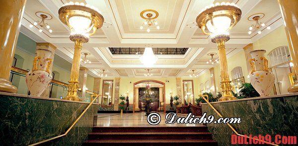 Kinh nghiệm thuê khách sạn ở Nga
