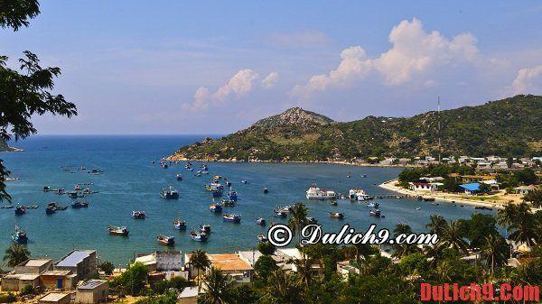Kinh nghiệm du lịch biển Ninh Chữ