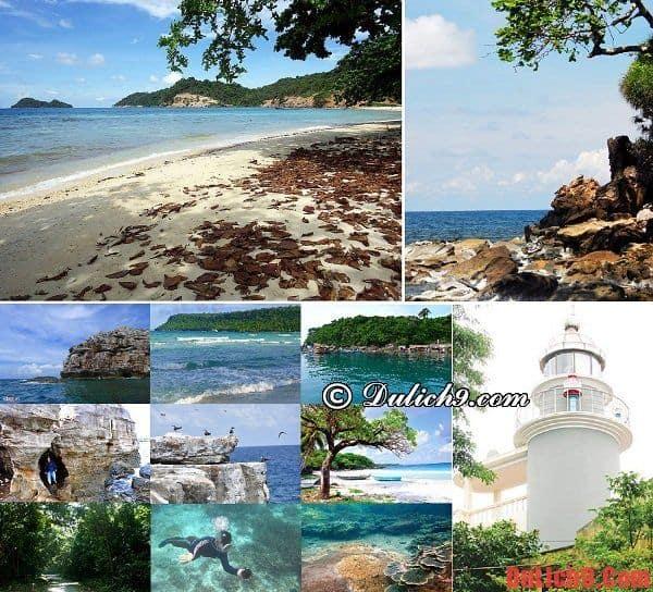 Những điểm tham quan hấp dẫn không thể bỏ lỡ khi du lịch Thổ Chu - kinh nghiệm du lịch đảo Thổ Chu