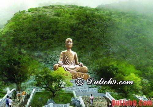 Hướng dẫn hành trình tham quan Yên Tử