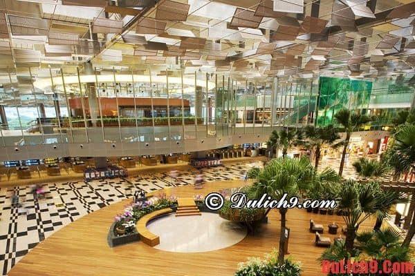 Kinh nghiệm, hướng dẫn và bí quyết nhập cảnh thuận lợi, dễ dàng nhanh chóng ở sân bay Changi, Singapore