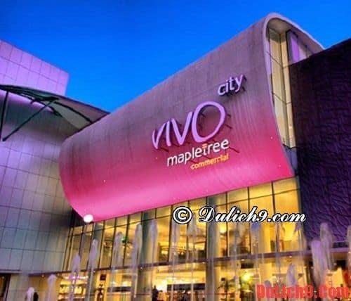 Những mặt hàng nên mua sắm ở Singapore khi du lịch