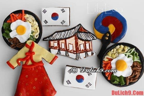 Một vài kinh nghiệm, hướng dẫn bổ ích khi chuẩn bị hành trang du lịch Hàn Quốc tự túc