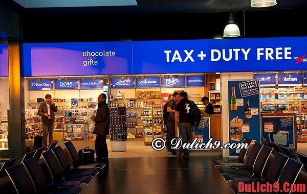 Cẩm nang du lịch Malaysia tự túc săn hàng miễn thuế ở sân bay