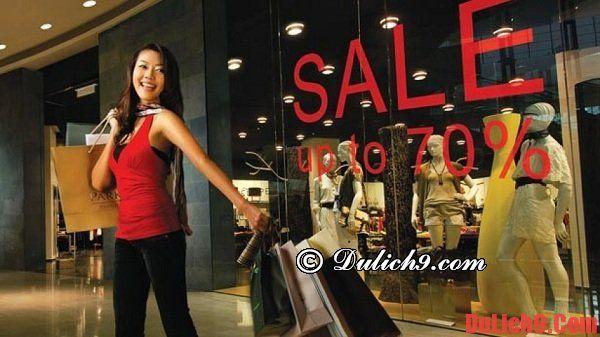 Mách nhỏ kinh nghiệm mua sắm mùa sale khi du lịch Malaysia vui vẻ, tiết kiệm và tự túc