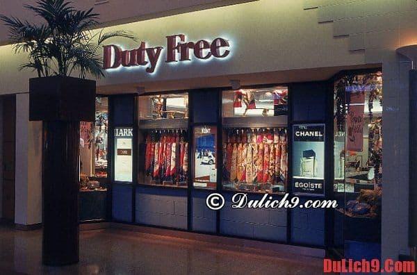 Kinh nghiệm mua ở cửa hàng miễn thuế khi du lịch Malaysia tự túc và tiết kiệm