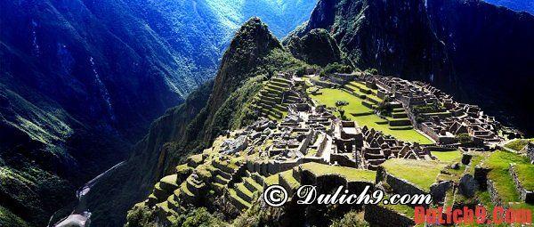 Kinh nghiệm du lịch Peru