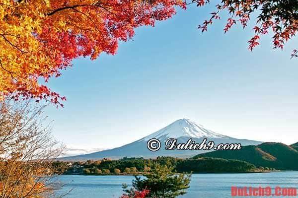 Làm thế nào để du lịch Nhật Bản tự túc tiết kiệm nhất?
