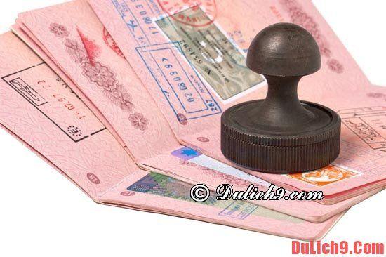 Kinh nghiệm làm thủ tục xin visa du lịch Châu Âu tự túc - Hướng dẫn thủ tục xin visa du lịch Châu Âu