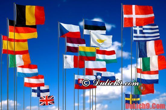 Làm thế nào để xin visa du lịch Châu Âu nhanh chóng và thuận lợi? Hướng dẫn xin visa du lịch Châu Âu