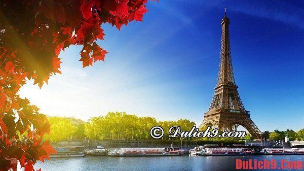 Nên đặt vé máy bay của hãng hàng không nào giá rẻ đi Paris