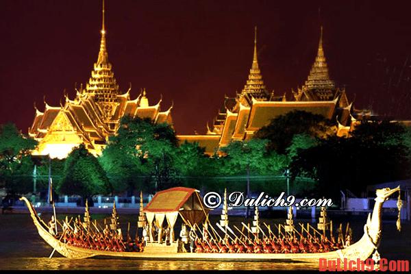 Nên du lịch Thái Lan vào thời điểm nào?