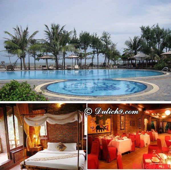 Khách sạn Vạn Chài Resort Sầm Sơn - đẹp, có tầm view tốt
