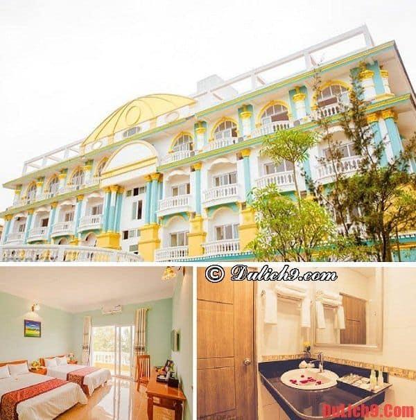 Khách sạn Queen, Thanh Hóa tiện nghi cơ bản và rẻ ở Sầm Sơn