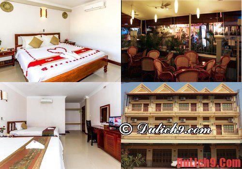 Kinh nghiệm chọn nhà nghỉ, khách sạn đẹp tiện nghi ở Campuchia