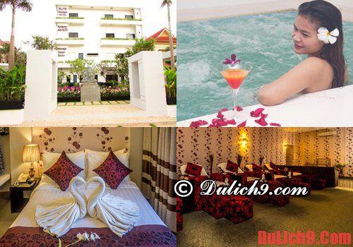 Danh sách nhà nghỉ, khách sạn gí rẻ Campuchia chất lượng, đẹp