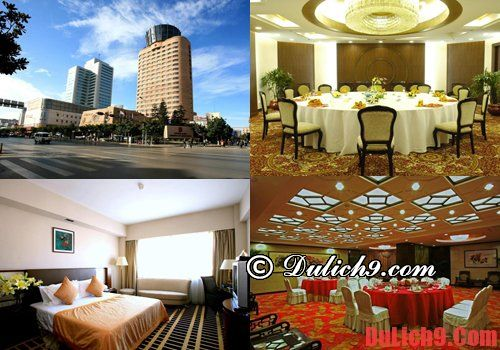 Những khách sạn giá rẻ, thuận tiện ở Côn Minh