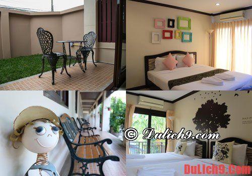 Lựa chọn nhà nghỉ, khách sạn giá rẻ đảo Koh Samui