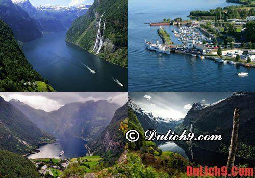 Điểm đến du lịch Na Uy