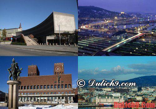 Những địa điểm nổi tiếng khi du lịch Na Uy